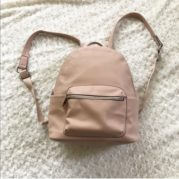 Nine West Handbags - NINE West blush pink backpack